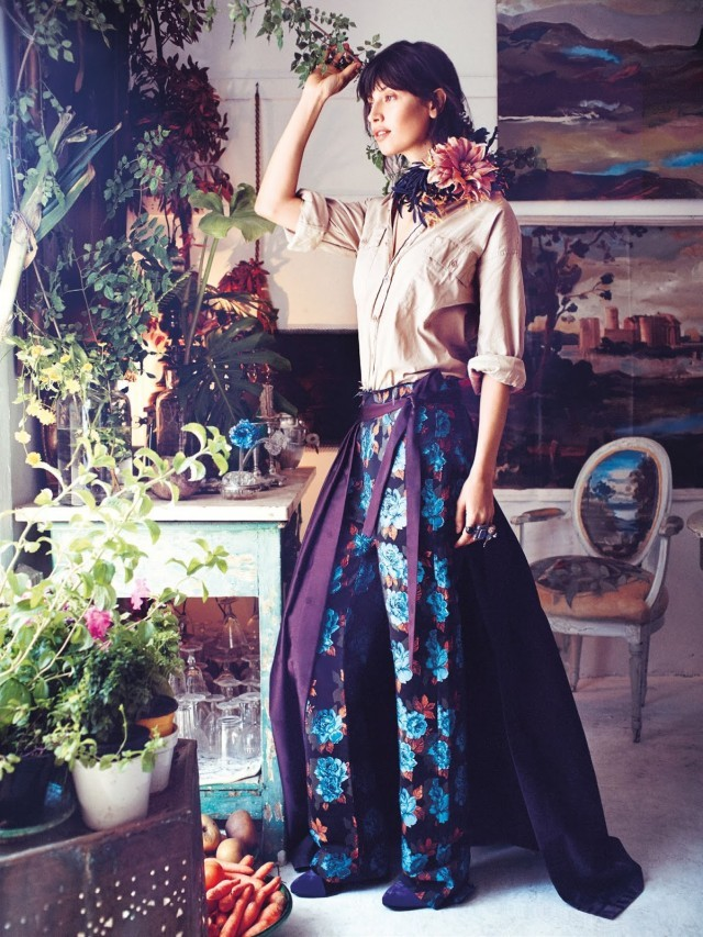 66f11f2a84803b Beautiful Editorials: Bohemian Dreams & Faraway Places Angie Fredatovich NZ